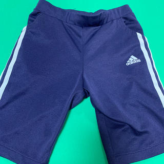 アディダス(adidas)のハタオカ様へ アディダス  ハーフパンツ 紺と黒 2つセット(パンツ/スパッツ)