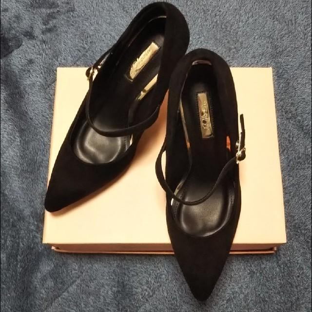 ストラップパンプス レディースの靴/シューズ(ハイヒール/パンプス)の商品写真