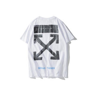 OFF-WHITE - OFF WHITE オフホワイト Tシャツ 半袖 サイズXL 白