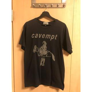 ネクサスセブン(NEXUSVII)の送料込 c.e cavempt グラフィックTシャツ M(Tシャツ/カットソー(半袖/袖なし))