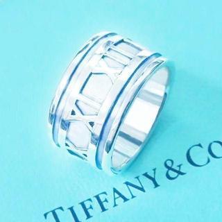 ティファニー(Tiffany & Co.)の☆新品☆未使用☆ティファニー アトラスワイドリング12号(リング(指輪))
