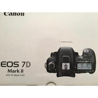 キヤノン(Canon)のCanon7D MK2!(デジタル一眼)