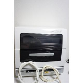 パナソニック 食器洗い乾燥機 NP-TR6-W ホワイト(食器洗い機/乾燥機)