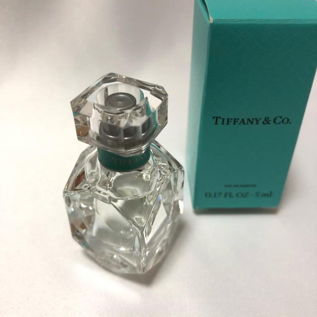 Tiffany & Co.(ティファニー)の新品♡ティファニー♡ミニボトル香水 コスメ/美容の香水(香水(女性用))の商品写真