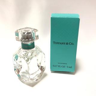Tiffany & Co. - 新品♡ティファニー♡ミニボトル香水