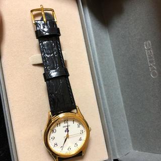 SEIKO - ❤美品❤付属品つき❤希少SEIKO❤ヴィンテージ❤本革❤腕時計❤