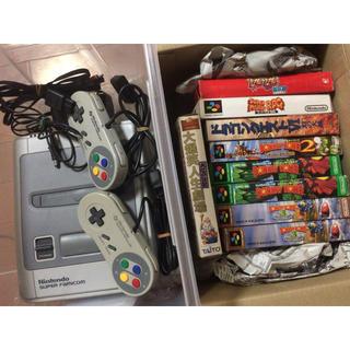 スーパーファミコン - スーパーファミコン 本体+ソフト9本セット