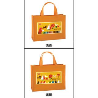 日清食品 - 日清×サクラクレパス 数量限定 非売品 オリジナルトートバッグ