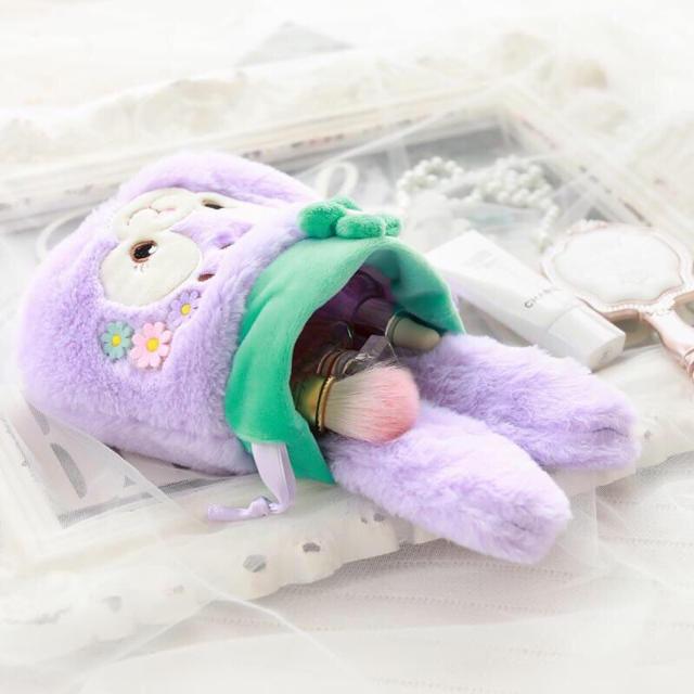 Disney(ディズニー)の日本未発売    ステラルー ふわもこ ポーチ 可愛い エンタメ/ホビーのおもちゃ/ぬいぐるみ(キャラクターグッズ)の商品写真