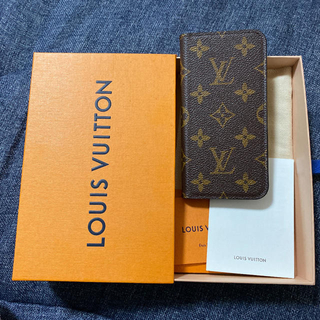 LOUIS VUITTON - LOUIS VUITTON iPhone CASE