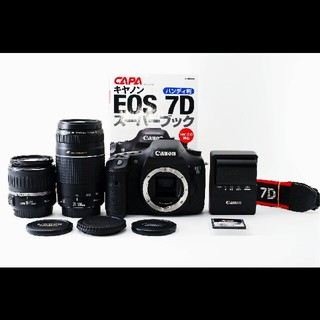 Canon - キャノン Canon EOS 7D Wレンズセット#504218