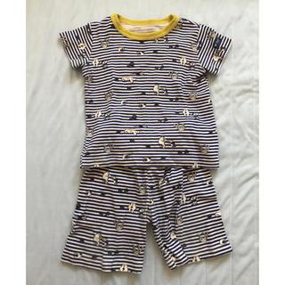 マーキーズ(MARKEY'S)のmarkey's  マーキーズ  パジャマ 半袖 80 セットアップ HOGAN(シャツ/カットソー)