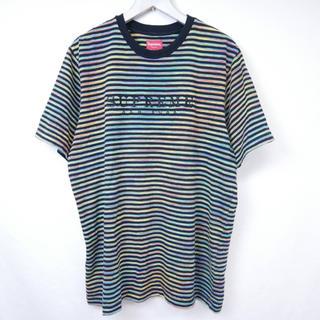 Supreme - Supreme 18SS ボーダーTシャツ