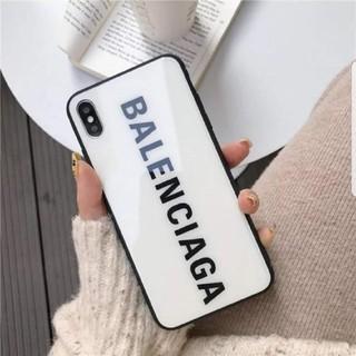 バレンシアガ(Balenciaga)のbalenciaga iphone x/xs ケース(iPhoneケース)