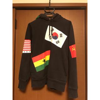 Supreme - supreme flags pullover Sサイズ