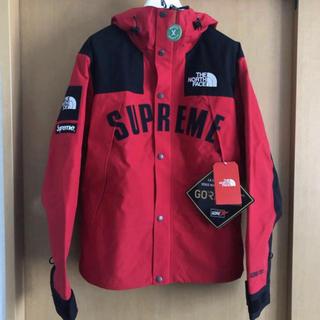 Supreme - 正規品新品 L Supreme North Face Arc Logo マウンパ