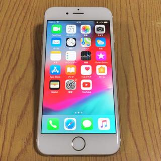 Apple - iPhone6 64GB バッテリー99%(ほぼ新品)