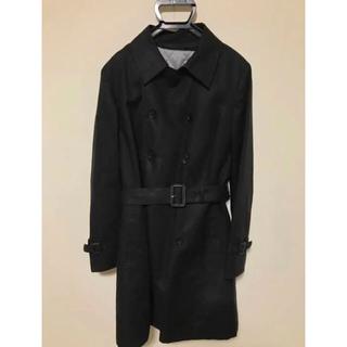 アオヤマ(青山)の就活 トレンチコート ロングコート  スーツ 大きめサイズ(トレンチコート)