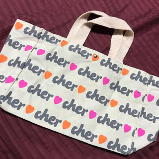 Cher - 美品 雑誌付録 Cher