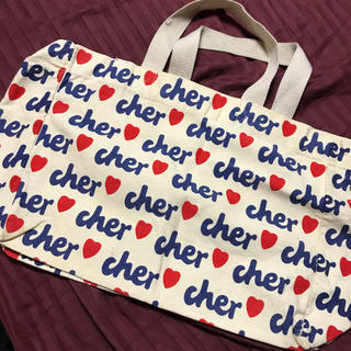 Cher - 美品 Cherバック