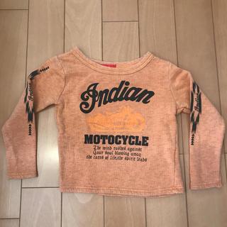 インディアン(Indian)のトレーナー  キッズ   インディアン   100(Tシャツ/カットソー)