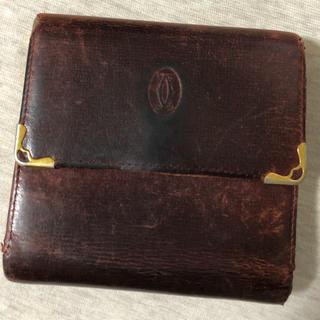 カルティエ(Cartier)のCartier カルティエ✨財布(折り財布)