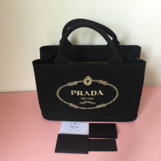 プラダ(PRADA)のPRADA  カナパ S(トートバッグ)