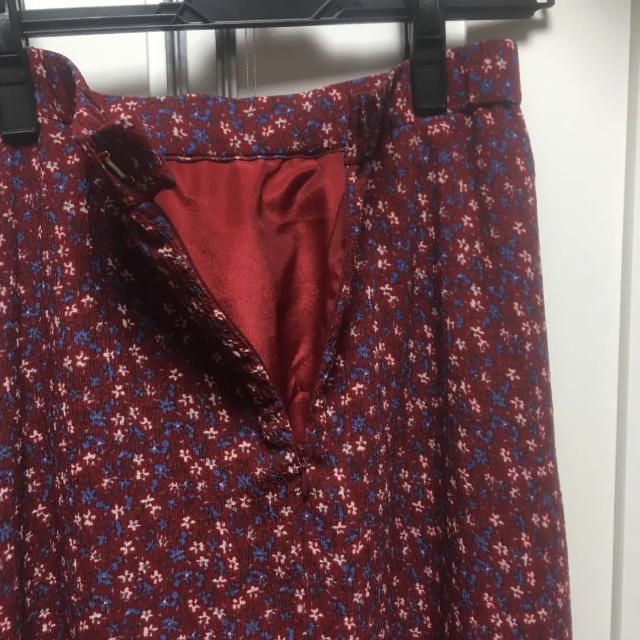 COCO DEAL(ココディール)のココディール 花柄ロングスカート レディースのスカート(ロングスカート)の商品写真
