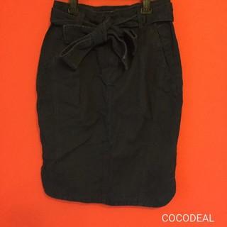 ココディール(COCO DEAL)のCOCODEAL 膝丈スカート(ひざ丈スカート)