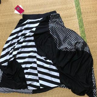 ファンキーフルーツ(FUNKY FRUIT)のドラックハニー 変形スカート(ロングスカート)