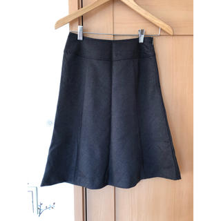 ロペピクニック(Rope' Picnic)の美品 ロペピクニック 膝丈スカート(ひざ丈スカート)