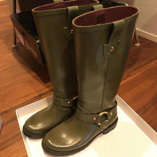 マイケルコース(Michael Kors)のマイケルコース Michael Kors レインブーツ ロングブーツ(レインブーツ/長靴)
