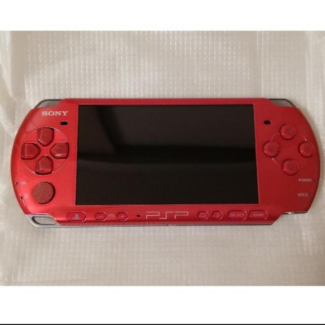PSP 3000 新品未使用 エンタメ/ホビーのゲームソフト/ゲーム機本体(携帯用ゲーム機本体)の商品写真
