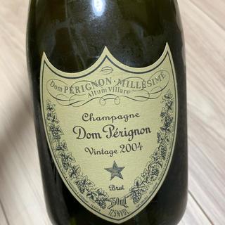 ドンペリニヨン(Dom Pérignon)の希少当たり年ドンペリニョン2004 シャンパン750ml(シャンパン/スパークリングワイン)