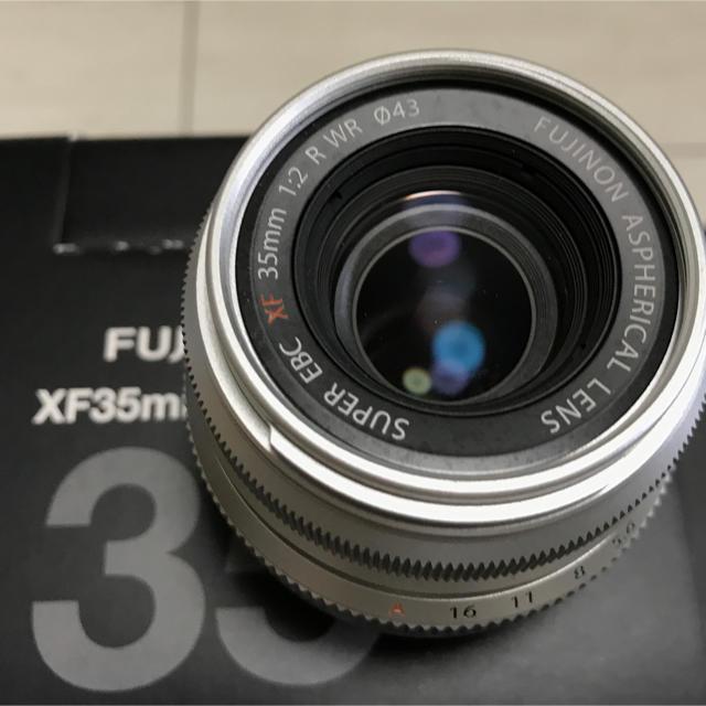 富士フイルム(フジフイルム)のFUJIFILM X-T10 XF35mmF2セット スマホ/家電/カメラのカメラ(ミラーレス一眼)の商品写真