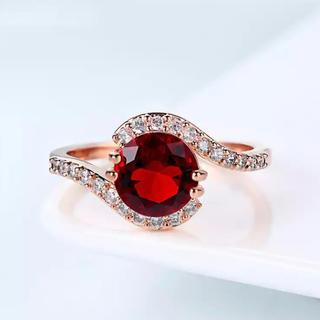 CZダイヤモンドリング 指輪(リング(指輪))