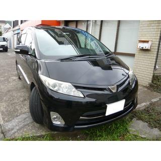 トヨタ - トヨタ「エスティマ アエラス 20thアニバーサリー 限定車」ブラック
