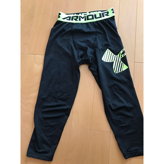 UNDER ARMOUR - UNDER ARMOUR★スパッツYMD140