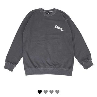 Supreme - steal meaning スウェット gray