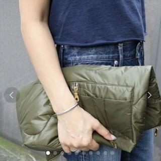 トゥデイフル(TODAYFUL)のTODAYFULトゥデイフルキルティングクラッチバッグClutch Bag(クラッチバッグ)