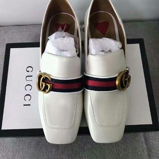 グッチ(Gucci)の Gucci グッチ パンプス ローファー (ローファー/革靴)