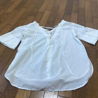 ヘザー(heather)のシャツ(Tシャツ(半袖/袖なし))