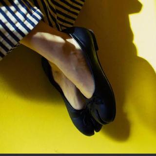 メルロー(merlot)のmerlot 足袋パンプス(バレエシューズ)