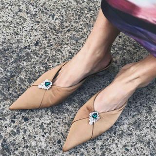 Ameri VINTAGE - Ameri 2Way pointed mule