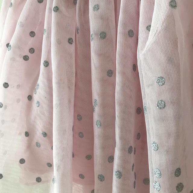 H&H(エイチアンドエイチ)のチュールスカート キッズ/ベビー/マタニティのキッズ服 女の子用(90cm~)(スカート)の商品写真