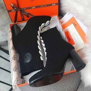 エルメス(Hermes)のHERMES   ブーツ 22.5-24.5cm(ブーツ)