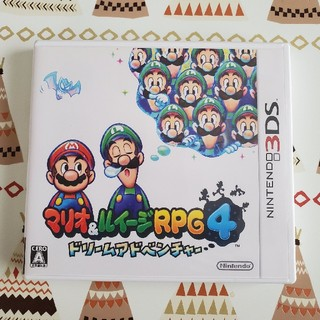 任天堂 - 3DS  マリオ&ルイージRPG4