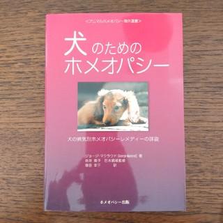 犬のためのホメオパシー