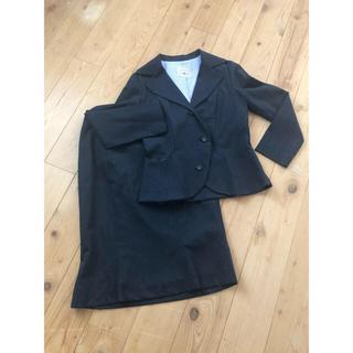 グレースコンチネンタル(GRACE CONTINENTAL)のグレース  ペプラム スカートスーツ(スーツ)