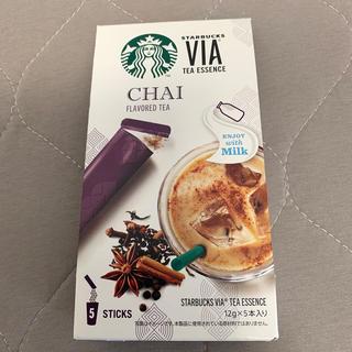 スターバックスコーヒー(Starbucks Coffee)のスターバックス VIA CHAI(その他)